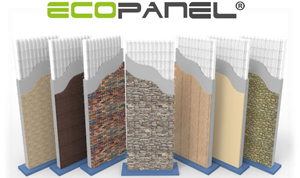 EcoPanel - Panel prefabricado modular